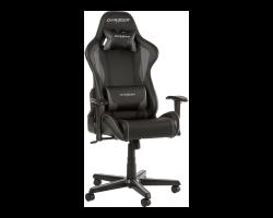 DXRacer FORMULA Gaming Chair Zwart/Grijs